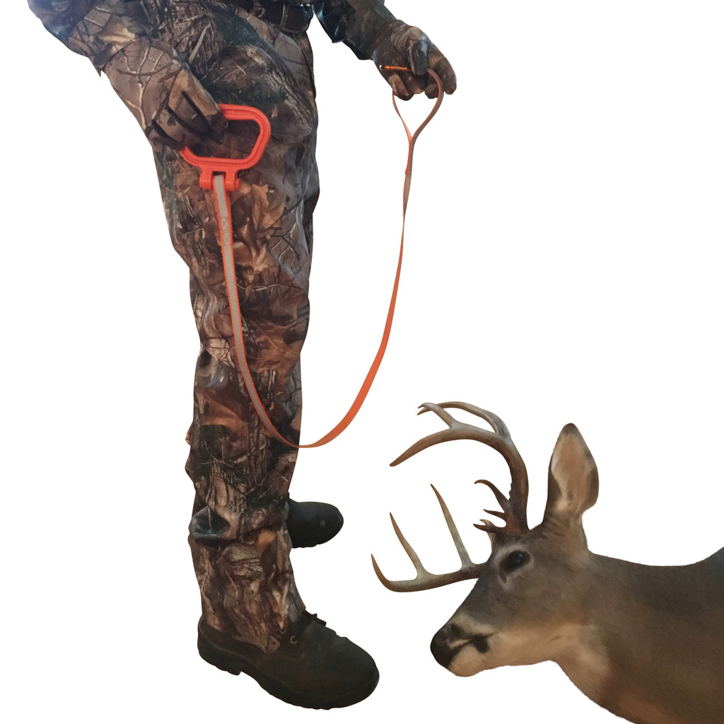 Deer handle to pull is lightweight and durable and easy to use