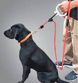 Pet Handle and Adjustable Dog Rope Leash Can Help Reduce Injuries To Dog and Pet Owner