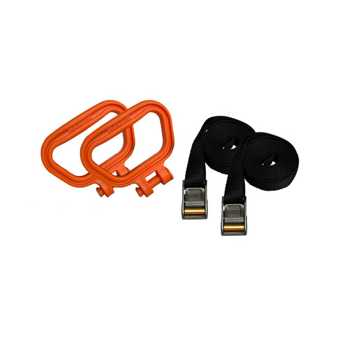 Handle And Haul Moving Straps 2 Pack
