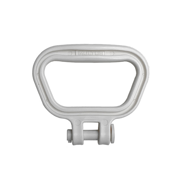 Universal Utility Handle in White