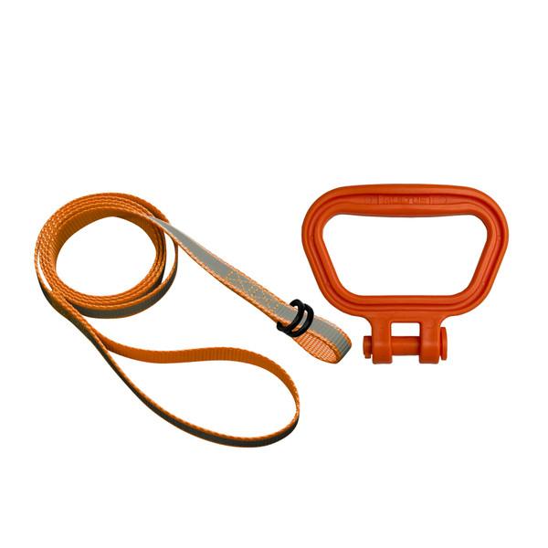 Universal Dog Leash Handle - Orange