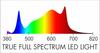 Pro Grow UFO spectrum