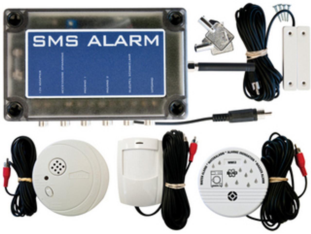 SMSCOM Alarm