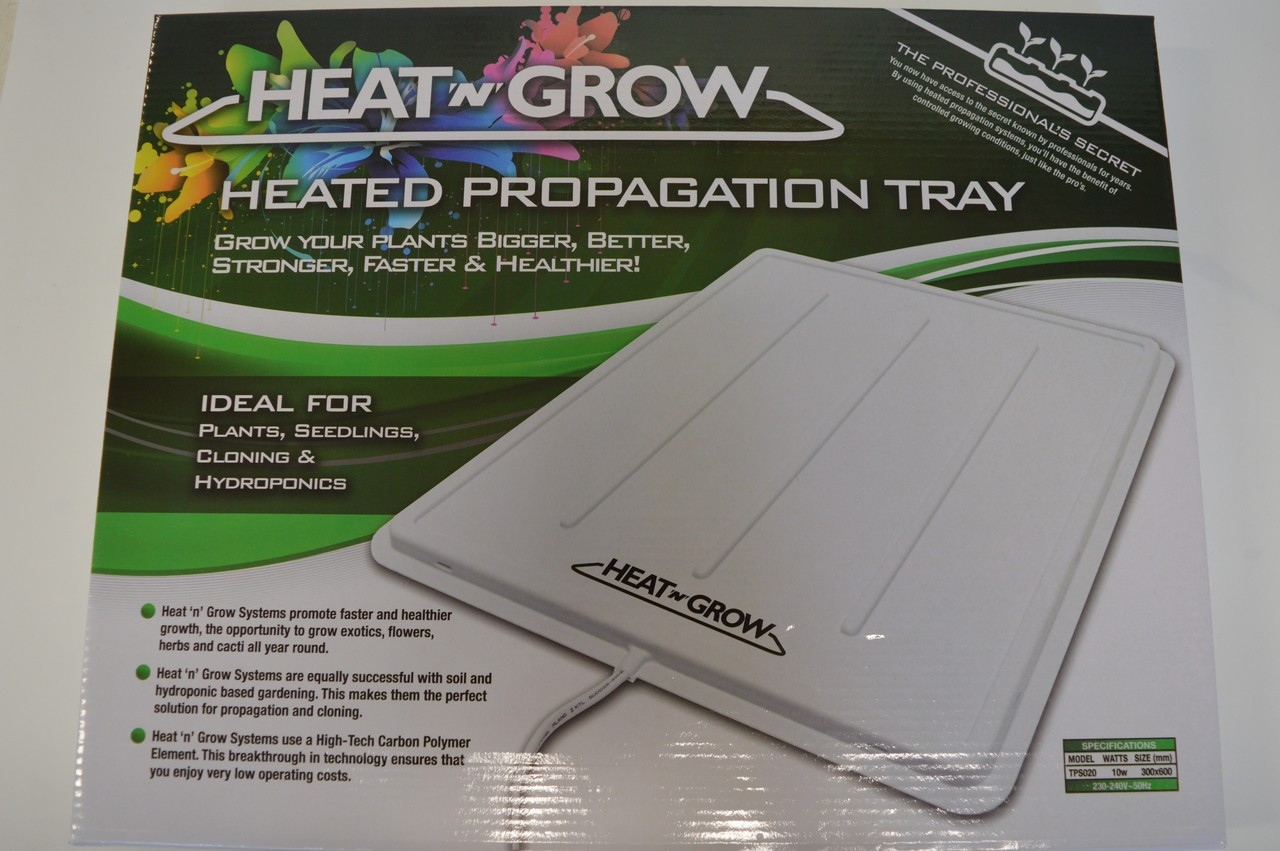 Heat and Grow Single Heat Tray