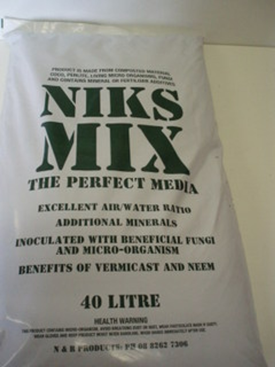 Niks  Mix 40L Bag