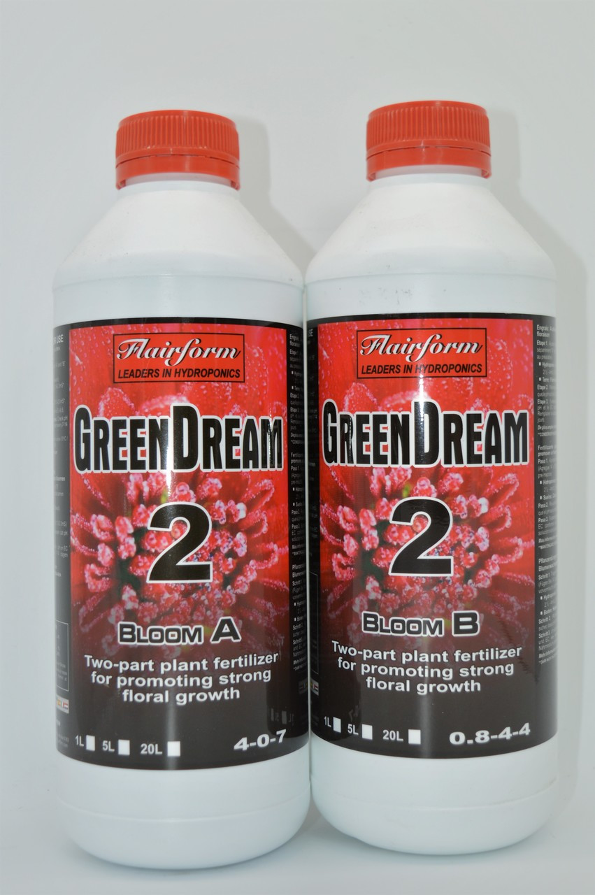 Greendream Twin 1L Flower