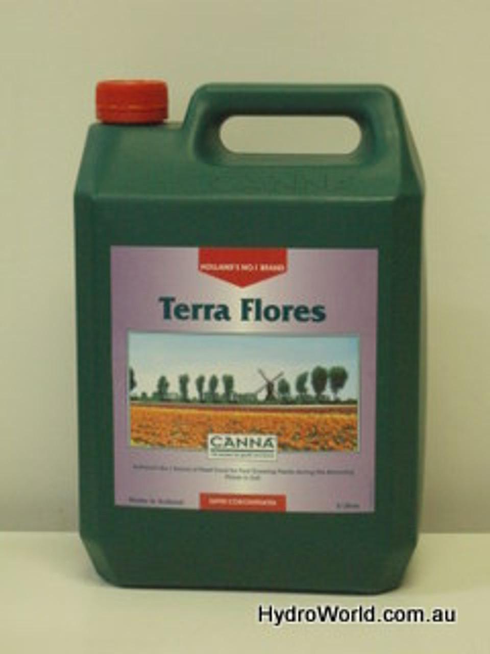 Canna Terra Flores 5L.