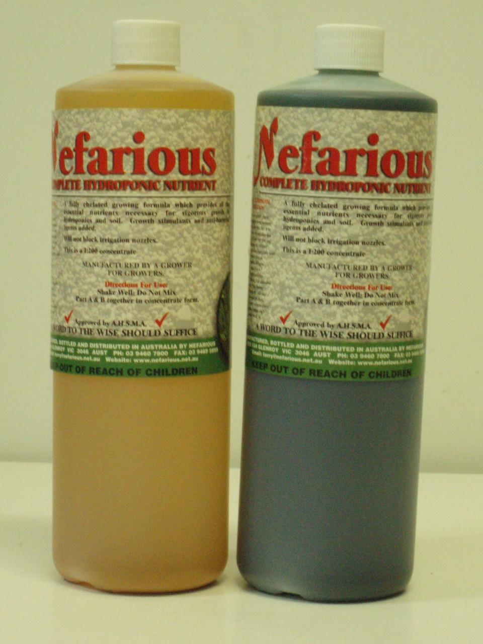 Nefarious Grow 1L