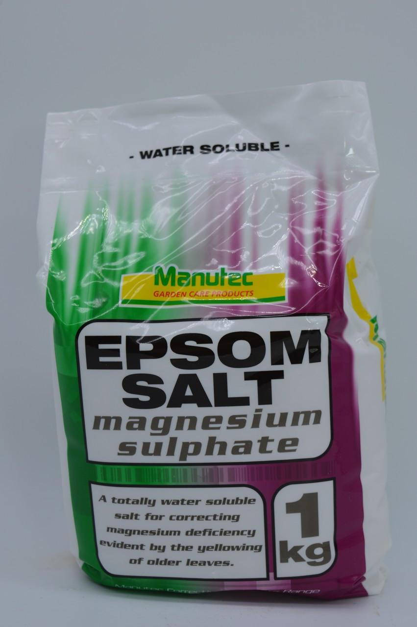 Epson Salt 1Kg Bag Manutec
