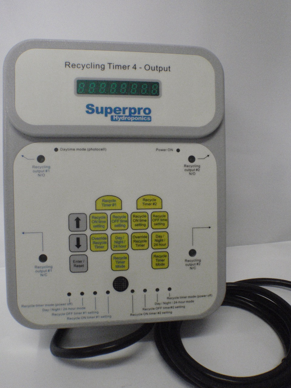 SuperPro MFRT-1 Recycling Timer 4 outlet