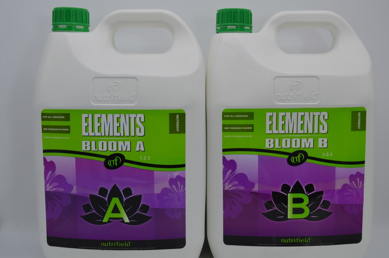 Nutrifield Elements 5L A+B Flower
