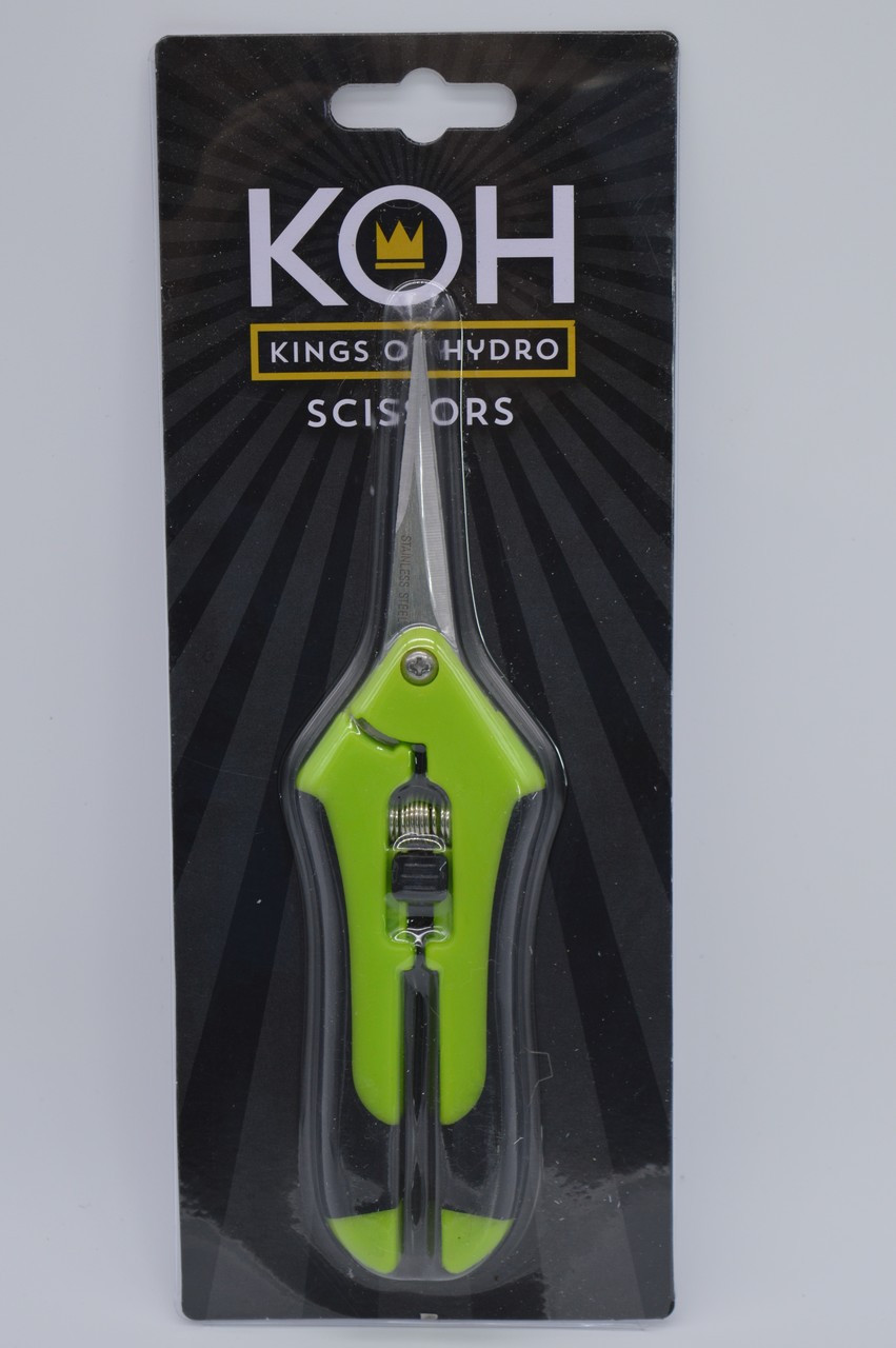 KOH Curved Scissors