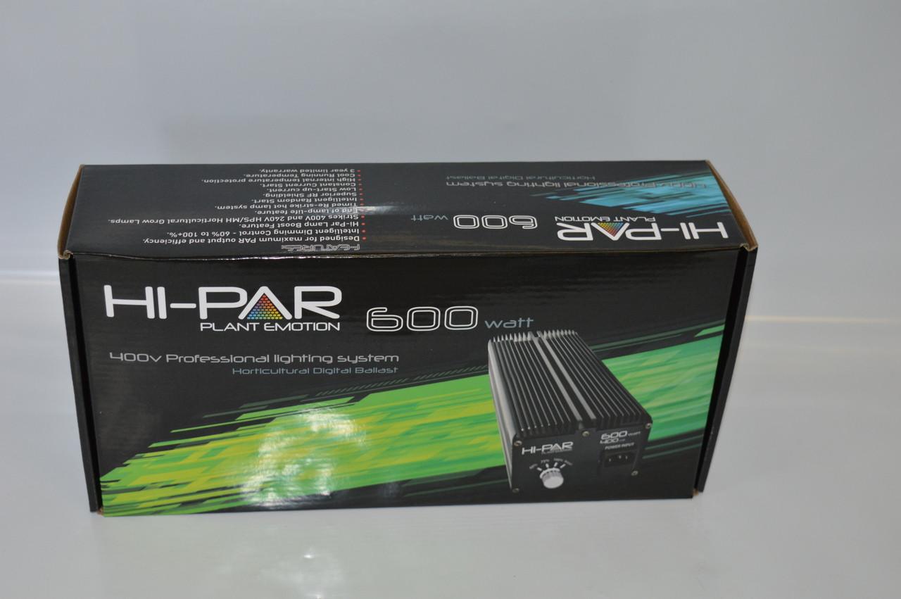 Hi-Par Digital 600w ballast 240/400v
