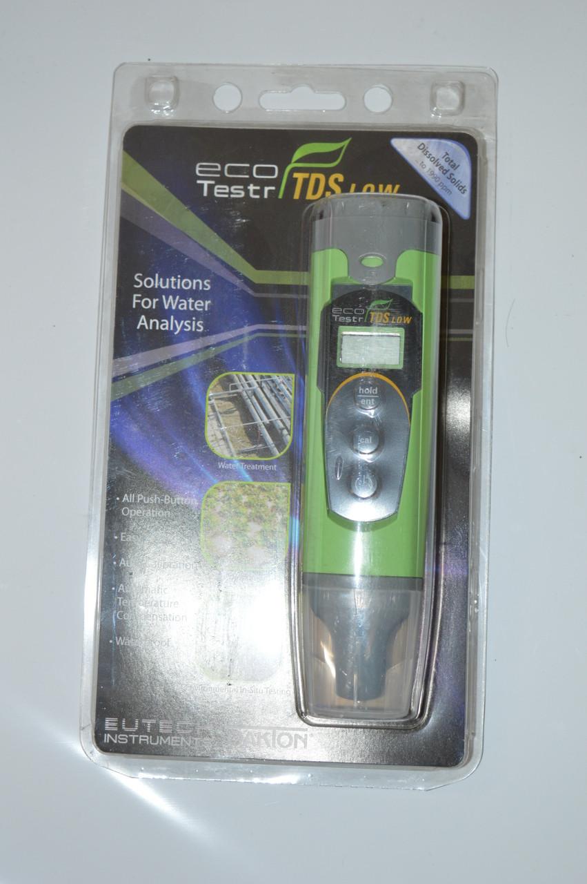 Eco Tester TDS low Meter S low Meter