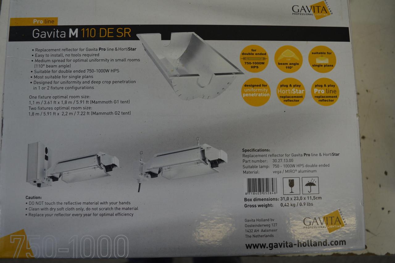 Gavita M 110 De SR Reflector