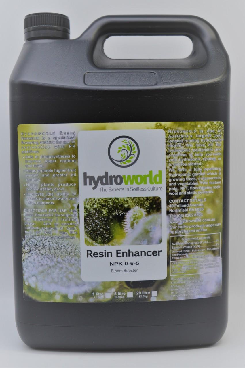 Hydroworld Resin Enhancer 5L