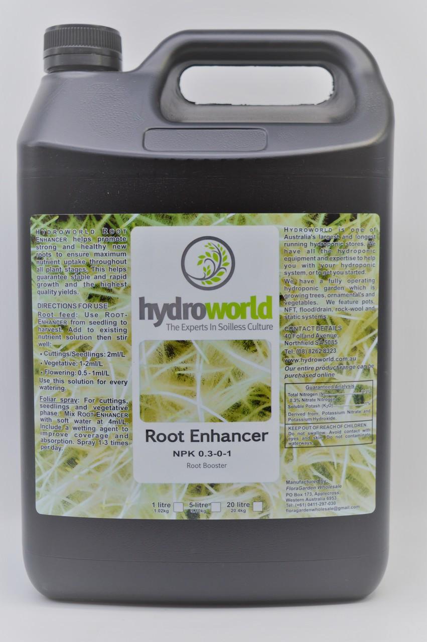 Hydroworld Root Enhancer 5L