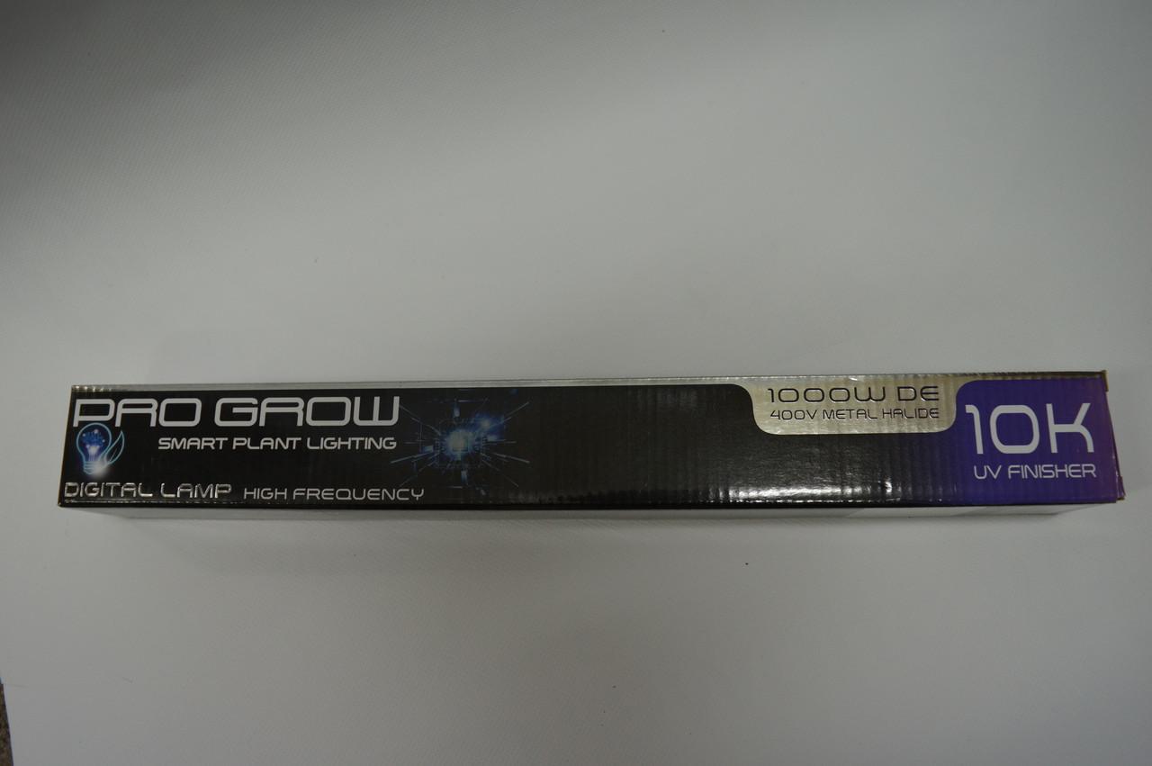 Pro Grow 10K Metal Halide 1000w DE Globe