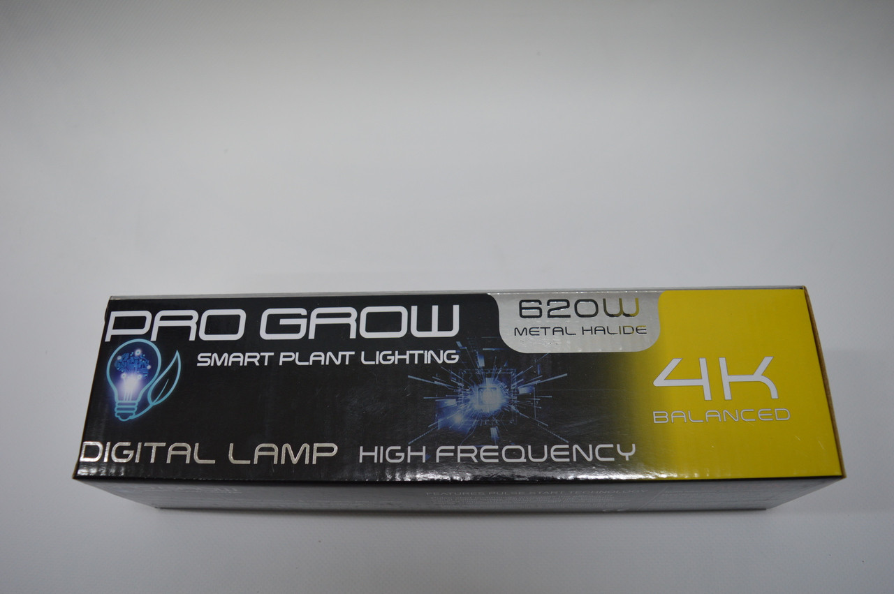 Pro Grow 4K Metal Halide 600w single ended Lamp
