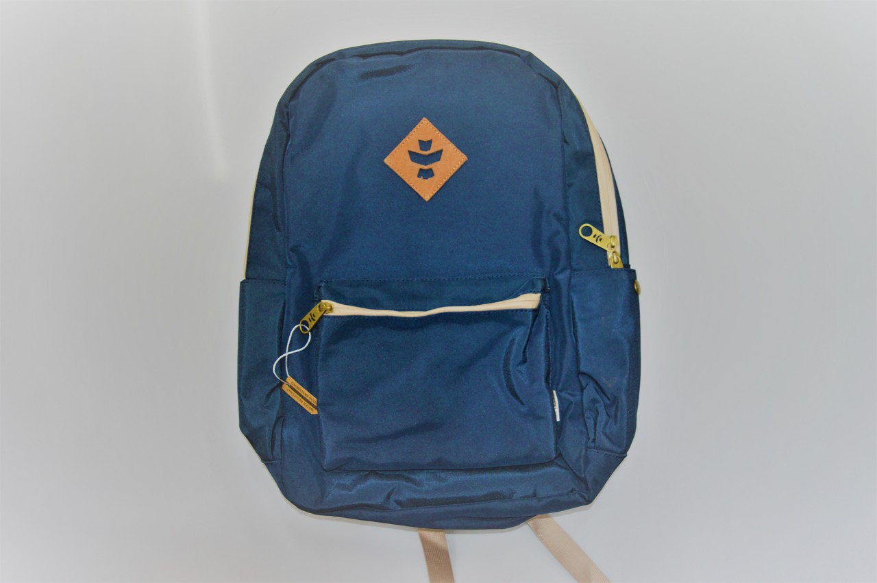 Navy Blue Revelry Escort back pack