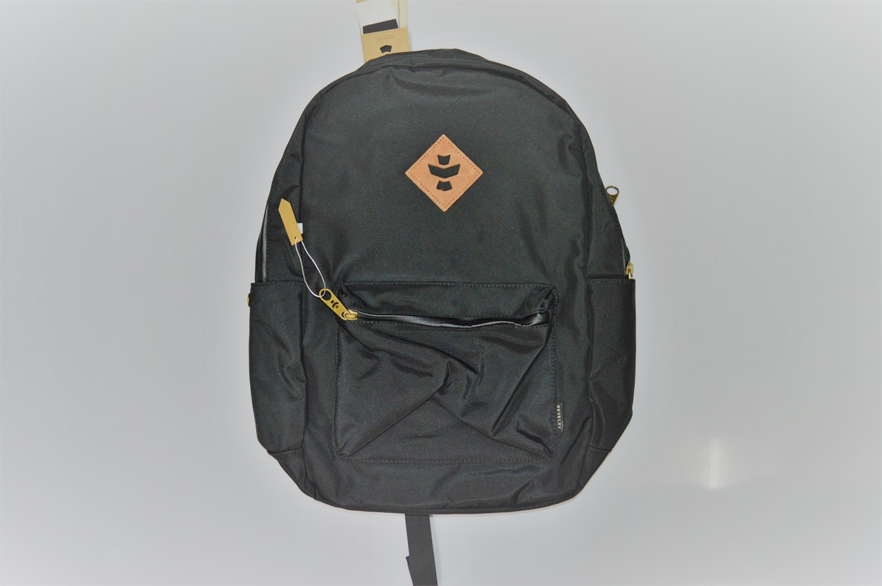 Black/charcoal  Revelry Escort back pack