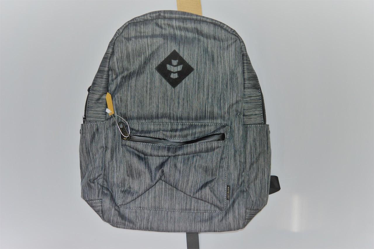 grey/black stripe  Revelry Escort back pack