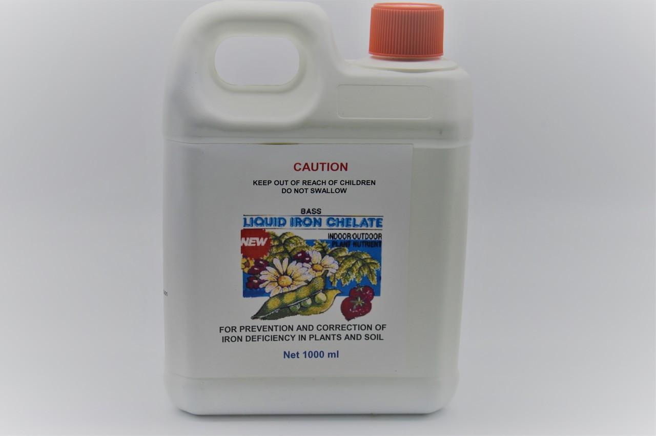 Bass liquid Iron 1L