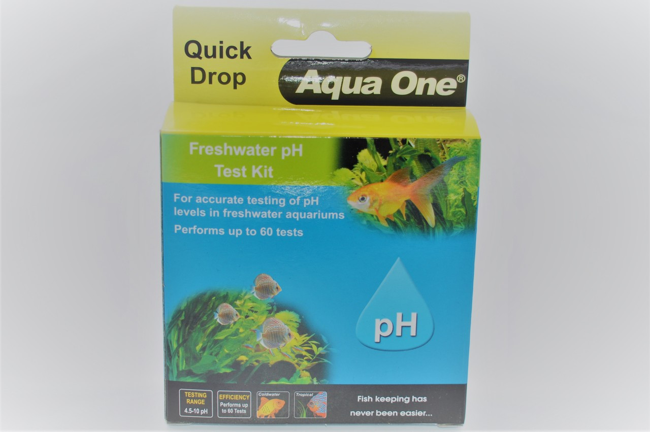 Aqua One PH Test Kit