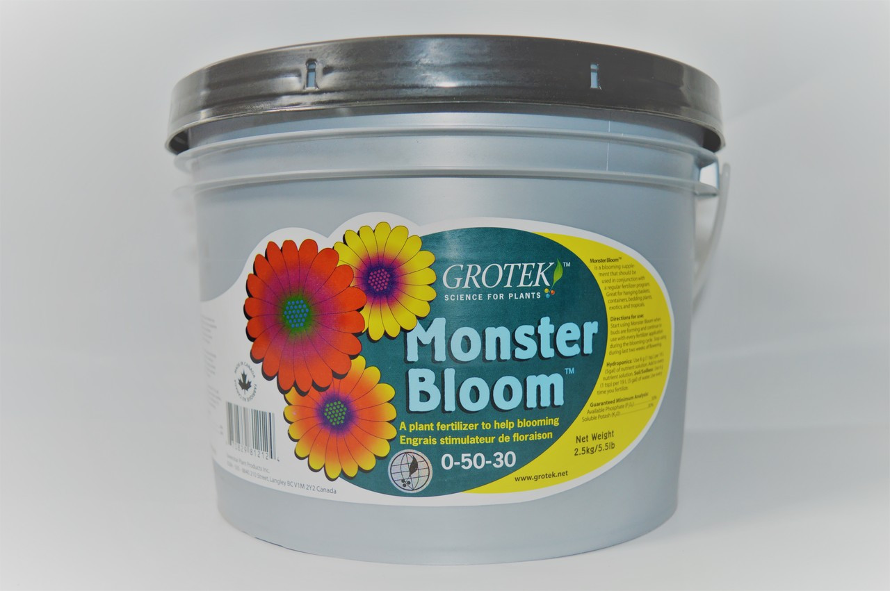 Monster Bloom 2,5 kg