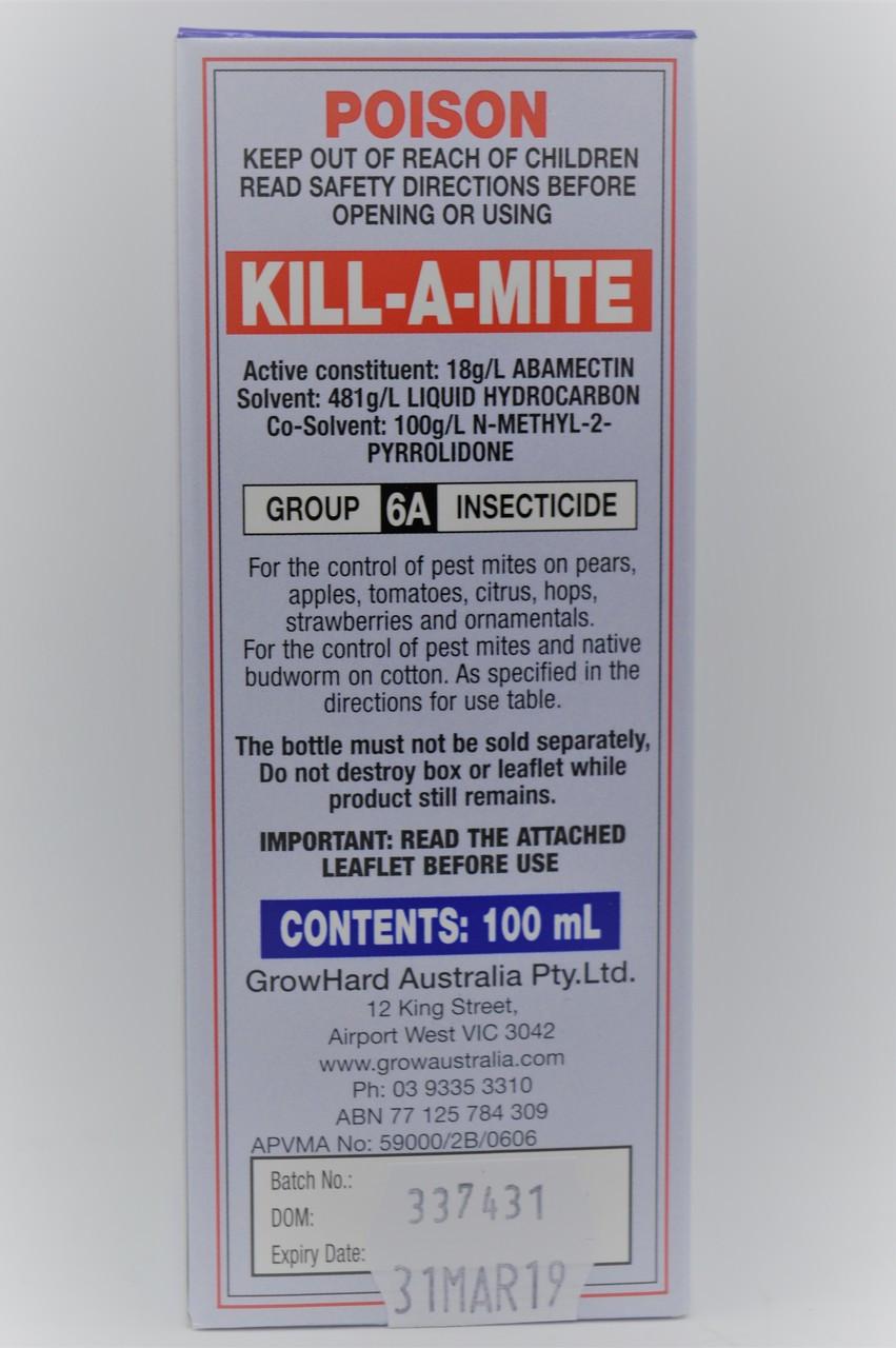 Kill-A-Mite