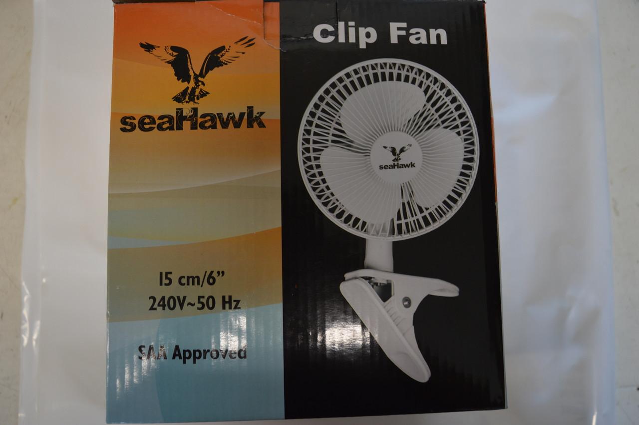 """Sea Hawk /Heller Clip fan 6"""""""
