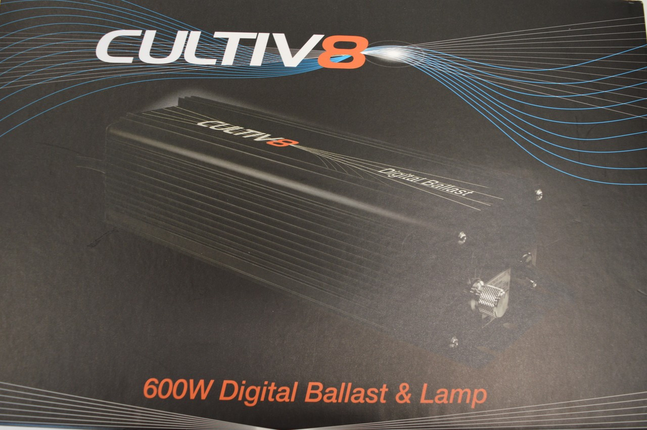 Cultivate Digital lamp and Ballast