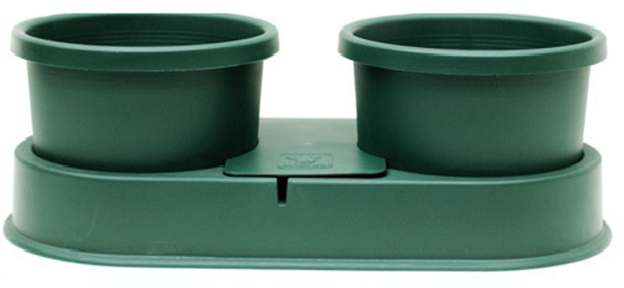 "Autopot Double 10"" Tray/Pots"