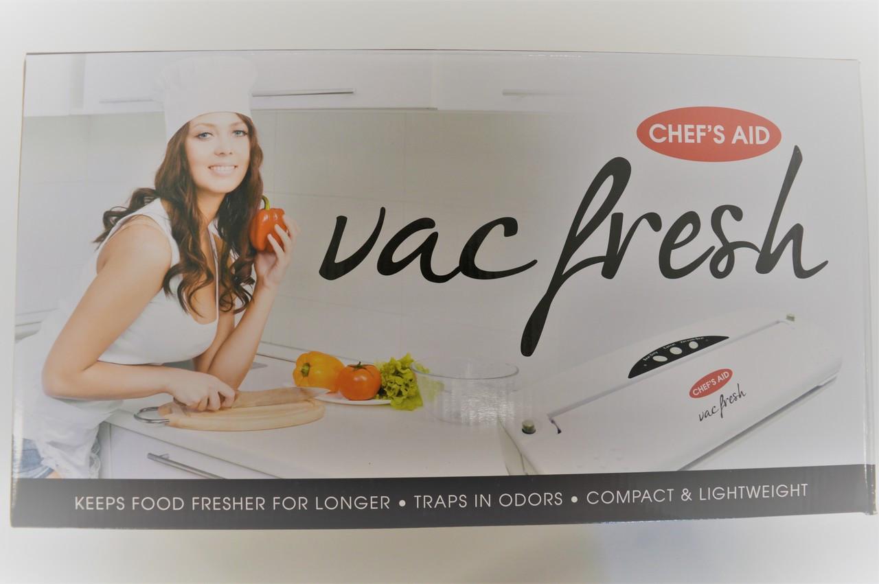 Chefs Aid Vacuum Sealer
