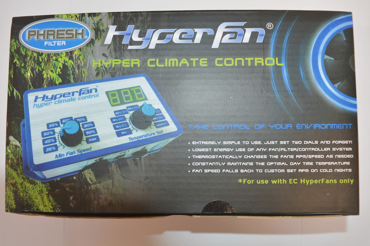 Hyper Fan Climate Control