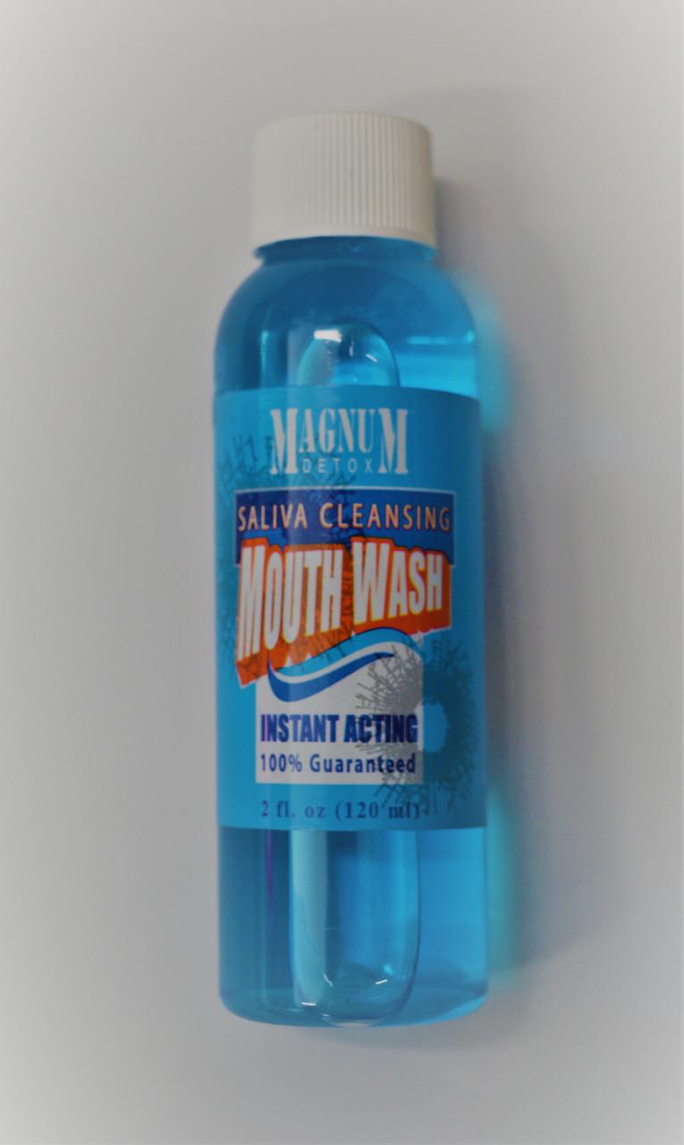 Saliva Cleaning Mouthwash 120ml