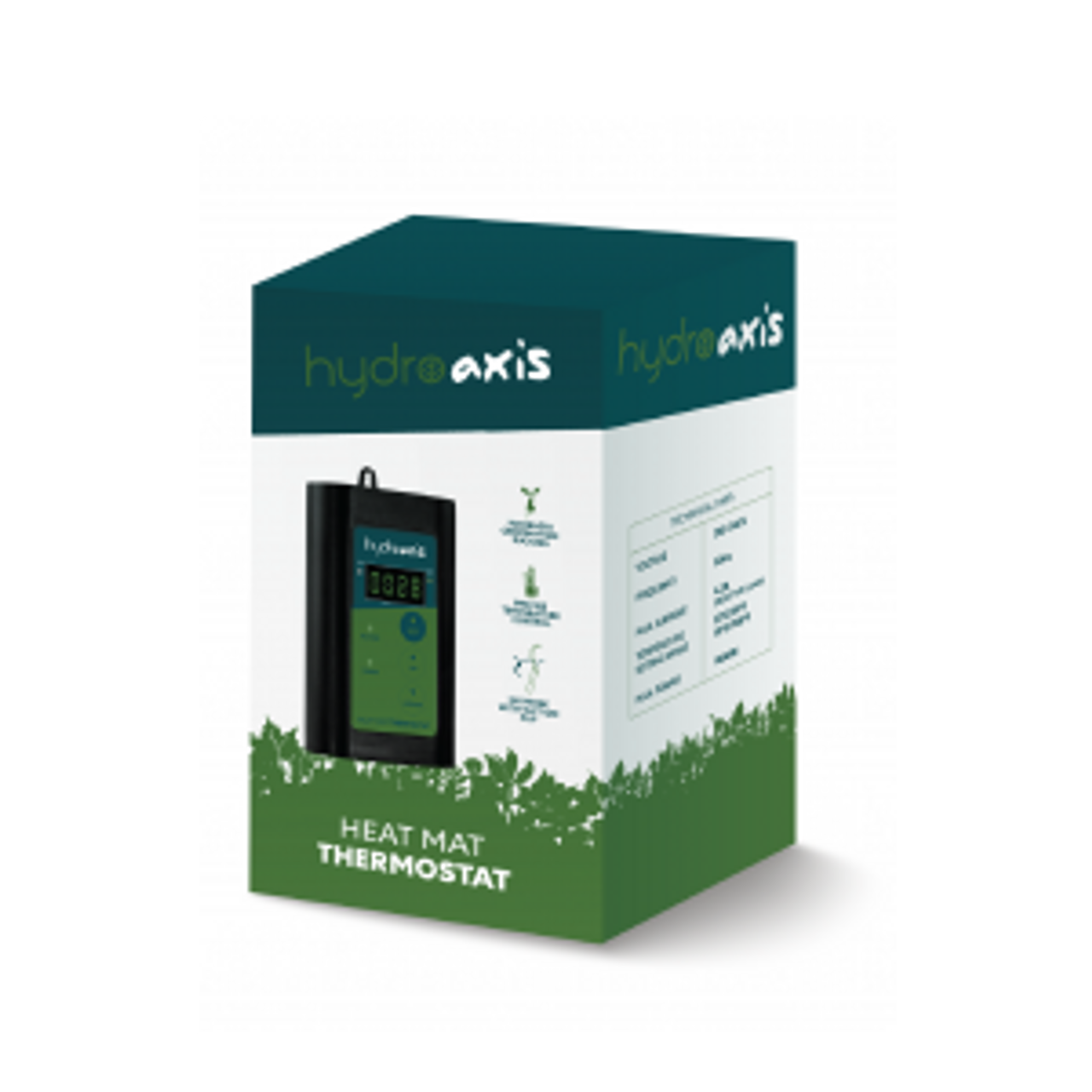 Hydro Axis Heatmat Thermostat Controller