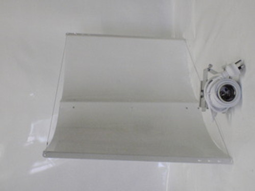 600w hps Medium Defender Shade with Luca lamp