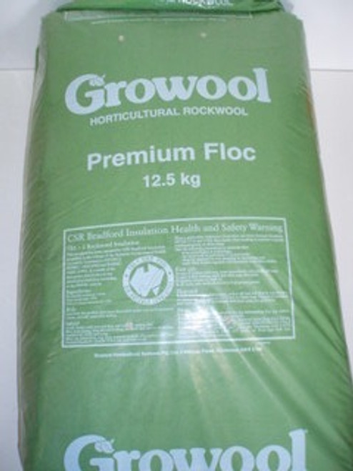 Growwool Green