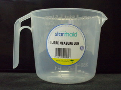 1 Liter Measuring Jug