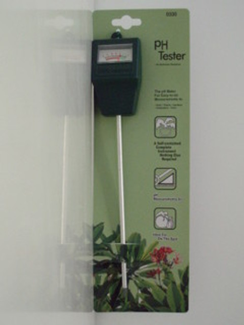 Ph Meter Soil Type With Probe