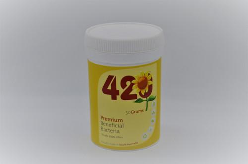 420 Bacteria 50 g