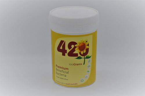420 Bacteria 100g