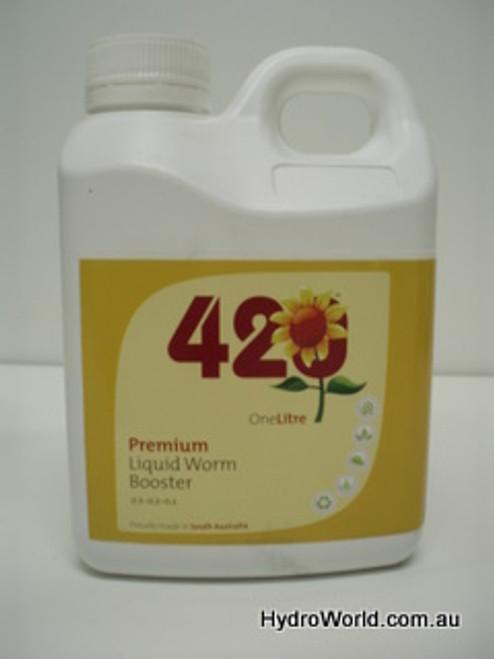 420 Worm Juice 1L