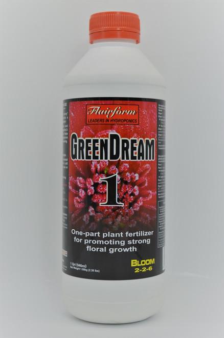 Greendream Single 1L Flower