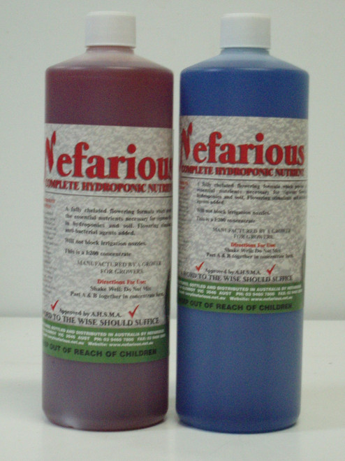 Nefarious Flower 1L