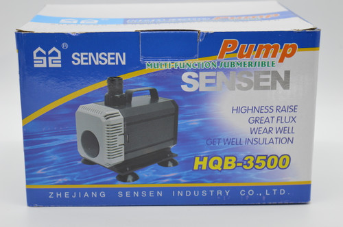 3500 Sen Sen Water Pump