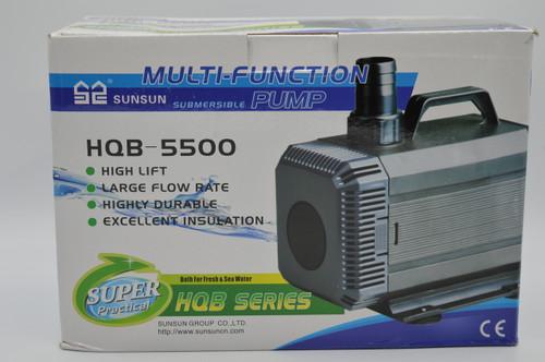 5500 Sen Sen Water Pump