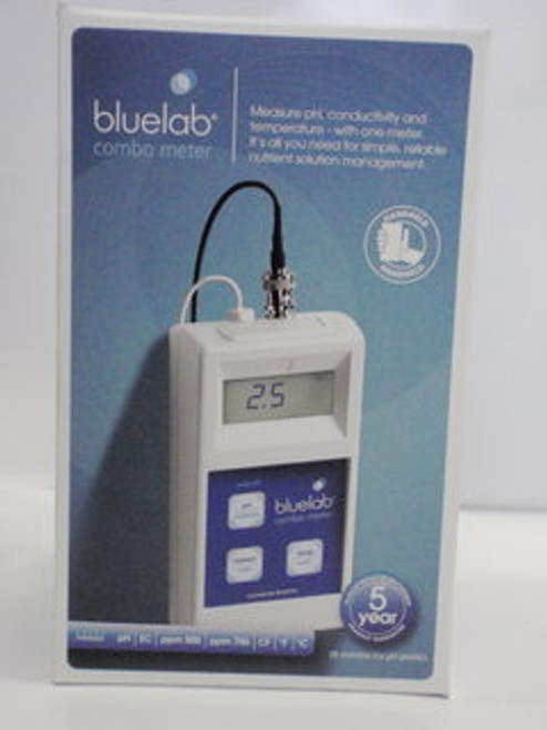 Blue Lab EC/PH Combo Meter