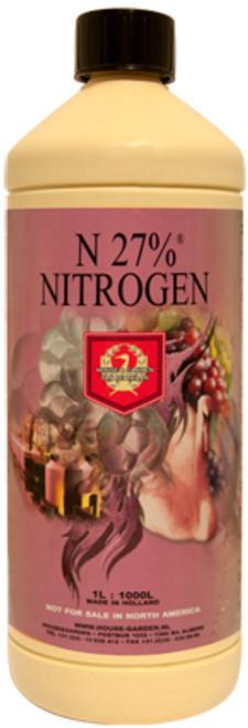 House and Garden N27% Nitrogen 1L